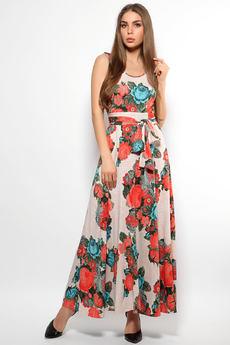 Модный длинный сарафан Mondigo