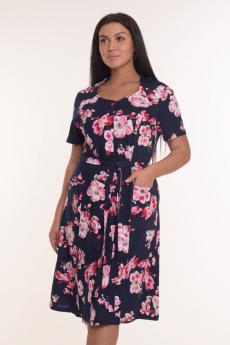 Новинка: халат с цветочным принтом Modellini
